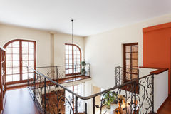 Casa elegante - mezanino Foto de Stock Royalty Free