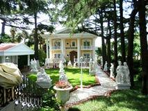 Casa em Buyukada Imagem de Stock Royalty Free