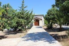 Casa em Chipre Imagem de Stock
