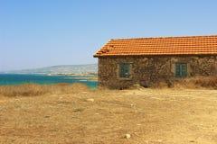 Casa em Chipre Fotos de Stock