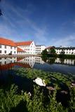 Casa em Dinamarca Imagem de Stock