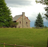 Casa em Europa Fotos de Stock Royalty Free
