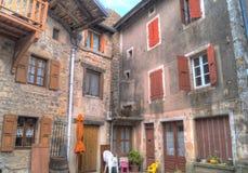 Casa em France Imagem de Stock
