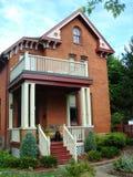 Casa em Gananoque, Ontário, Canadá Imagens de Stock Royalty Free