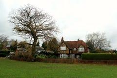 Casa em Inglaterra Imagens de Stock
