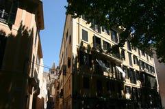 Casa em Malorca Fotografia de Stock