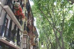 Casa em Malorca Fotos de Stock Royalty Free