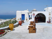 Casa em Mykonos Fotos de Stock Royalty Free