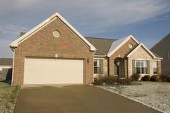 Casa em Ohio fotos de stock