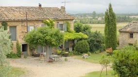 Casa em Provence imagens de stock