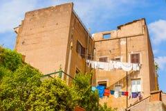 Casa em Roma, Itália Foto de Stock
