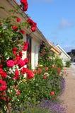 Casa em Sweden Fotografia de Stock Royalty Free