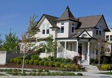Casa em Utá Foto de Stock Royalty Free