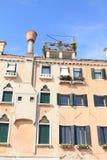 Casa em Veneza Imagem de Stock