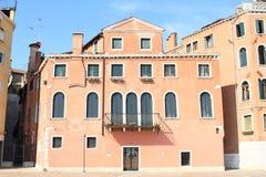Casa em Veneza Fotos de Stock Royalty Free