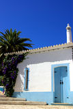 Casa en Algarve Foto de archivo libre de regalías