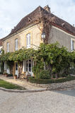 Casa en Aquitania Fotos de archivo libres de regalías