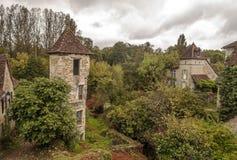 Casa en Aquitania Imagen de archivo