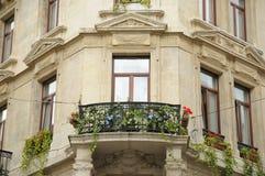 Casa en Bélgica Imagen de archivo