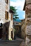 Casa en Corciano Perugia Imágenes de archivo libres de regalías
