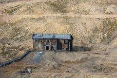 Casa en decaimiento Fotos de archivo
