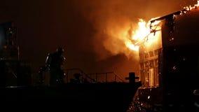 Casa en el fuego Conflagración del infierno metrajes
