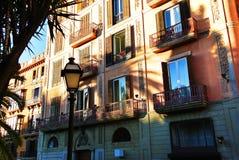 Casa en España Imagen de archivo libre de regalías