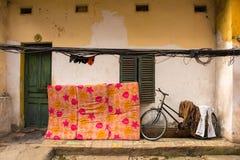 Casa en Hanoi Imagen de archivo libre de regalías