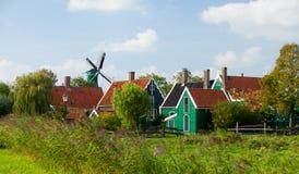 Casa en Holanda imágenes de archivo libres de regalías
