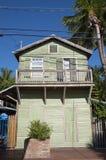 Casa en Key West, la Florida Foto de archivo libre de regalías