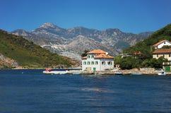 Casa en la costa Imagen de archivo