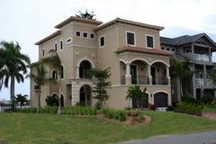 Casa en la Florida Imagen de archivo libre de regalías