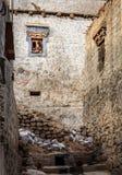 Casa en Leh Imagen de archivo