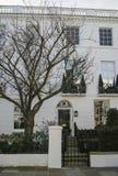 Casa en Londres Fotografía de archivo libre de regalías