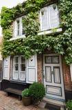 Casa en Lubeck Imagen de archivo libre de regalías