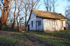 Casa en maderas Imagen de archivo