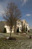 Casa en Ohio fotos de archivo