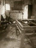 Casa en ruinas Fotos de archivo
