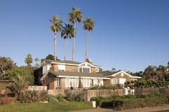 Casa en San Diego foto de archivo libre de regalías