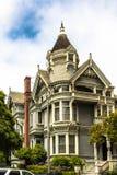 Casa en San Francisco Imagen de archivo libre de regalías