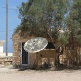 Casa en Tolemaide imágenes de archivo libres de regalías