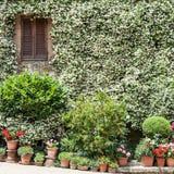 Casa en Toscana Imágenes de archivo libres de regalías