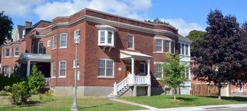 Casa en Westmount Fotos de archivo