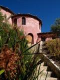 Casa española - escaleras Imagenes de archivo