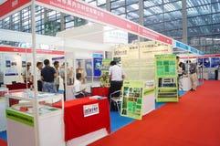 Casa esperta internacional de Shenzhen e expo inteligente do hardware Fotos de Stock Royalty Free