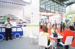 Casa esperta internacional de Shenzhen e expo inteligente do hardware Imagens de Stock Royalty Free