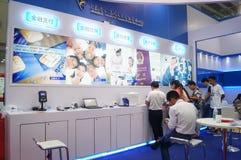 Casa esperta internacional de Shenzhen e expo inteligente do hardware Fotografia de Stock Royalty Free