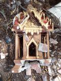 Casa espiritual imagenes de archivo