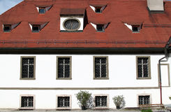 Casa européia do estilo Fotografia de Stock