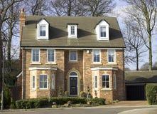 Casa executiva Imagem de Stock Royalty Free